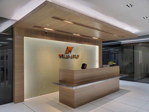 2020 HK Reception Area